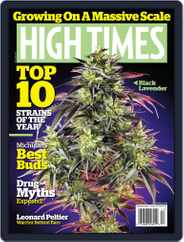 High Times (Digital) Subscription December 1st, 2016 Issue