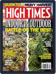 High Times (Digital) Subscription May 1st, 2016 Issue