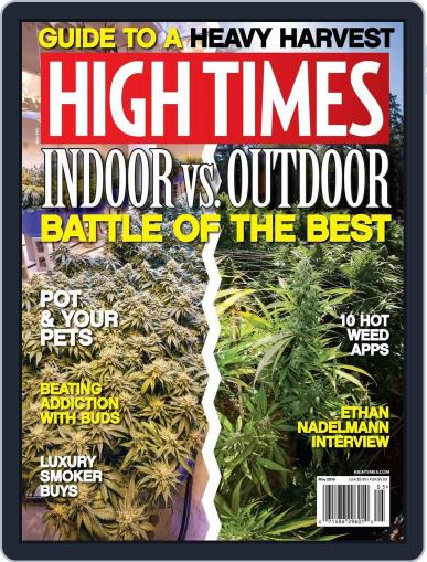 High Times (Digital) May 1st, 2016 Issue Cover