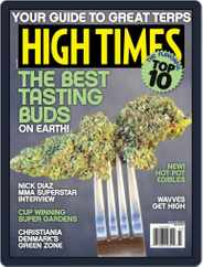 High Times (Digital) Subscription March 1st, 2016 Issue