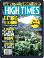 High Times (Digital) Subscription September 1st, 2015 Issue
