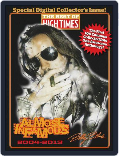 High Times (Digital) April 20th, 2013 Issue Cover