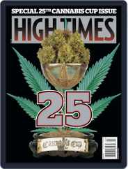 High Times (Digital) Subscription February 13th, 2013 Issue