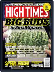 High Times (Digital) Subscription November 12th, 2012 Issue