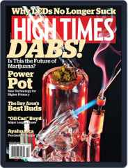 High Times (Digital) Subscription August 16th, 2012 Issue