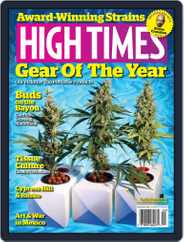 High Times (Digital) Subscription July 10th, 2012 Issue