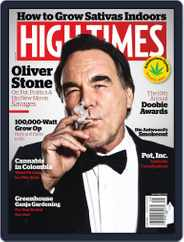High Times (Digital) Subscription June 12th, 2012 Issue