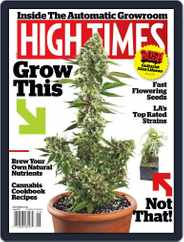 High Times (Digital) Subscription April 18th, 2012 Issue