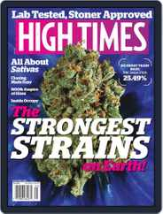 High Times (Digital) Subscription March 15th, 2012 Issue