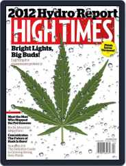 High Times (Digital) Subscription December 13th, 2011 Issue
