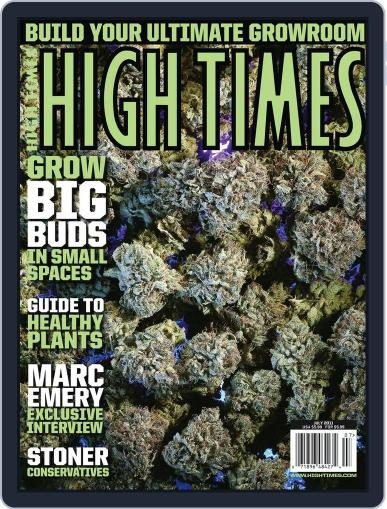 High Times (Digital) May 17th, 2011 Issue Cover