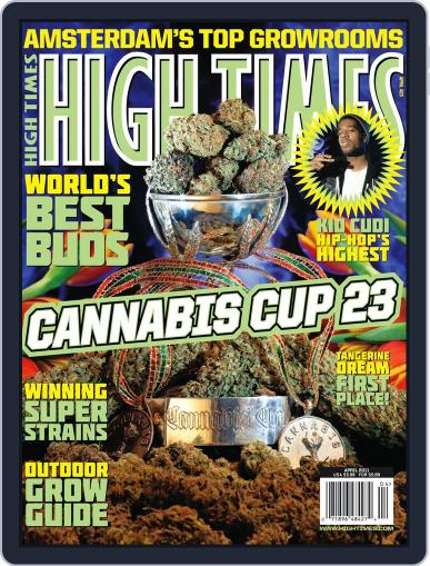 High Times (Digital) February 22nd, 2011 Issue Cover
