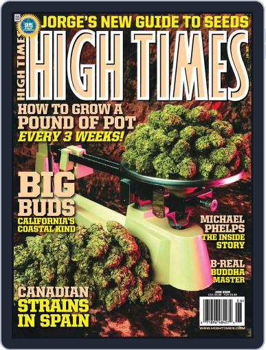 High Times (Digital) April 21st, 2009 Issue Cover