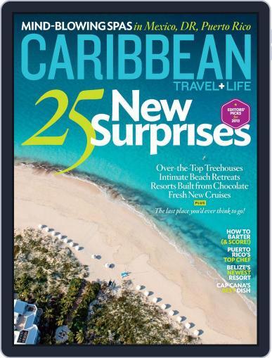Caribbean Travel & Life (Digital) November 3rd, 2012 Issue Cover
