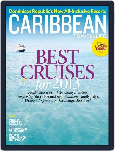 Caribbean Travel & Life (Digital) August 31st, 2012 Issue Cover