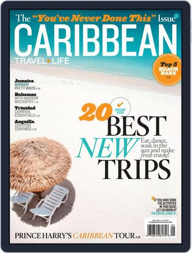 Caribbean Travel & Life (Digital) April 14th, 2012 Issue Cover