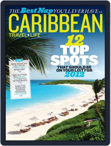 Caribbean Travel & Life (Digital) November 5th, 2011 Issue Cover