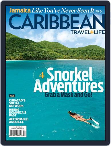 Caribbean Travel & Life (Digital) April 16th, 2011 Issue Cover