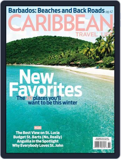 Caribbean Travel & Life (Digital) September 25th, 2010 Issue Cover
