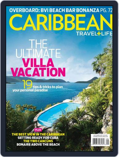Caribbean Travel & Life (Digital) July 3rd, 2010 Issue Cover