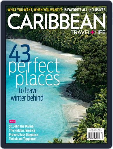 Caribbean Travel & Life (Digital) March 6th, 2010 Issue Cover