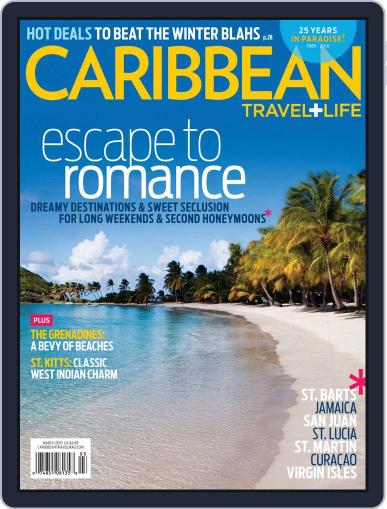 Caribbean Travel & Life January 30th, 2010 Digital Back Issue Cover