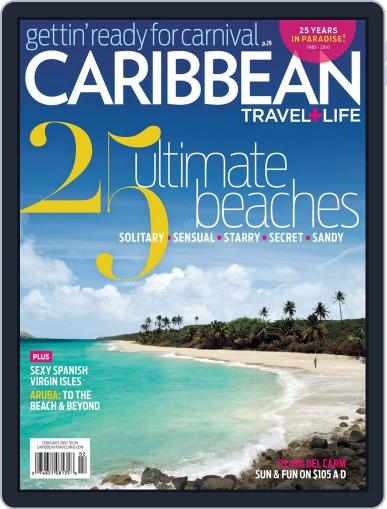 Caribbean Travel & Life (Digital) December 12th, 2009 Issue Cover