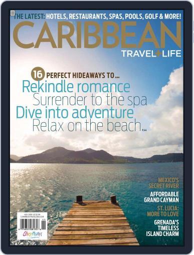 Caribbean Travel & Life November 1st, 2009 Digital Back Issue Cover