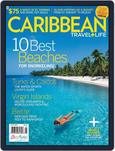 Caribbean Travel & Life (Digital) April 7th, 2009 Issue Cover
