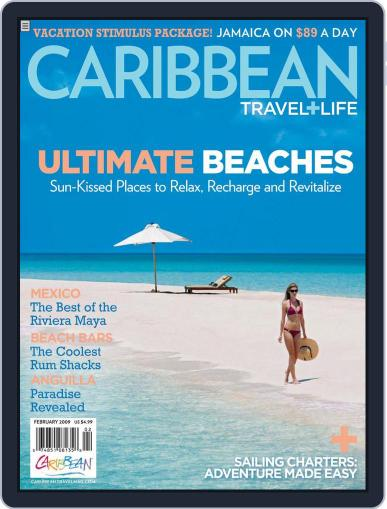 Caribbean Travel & Life (Digital) December 6th, 2008 Issue Cover
