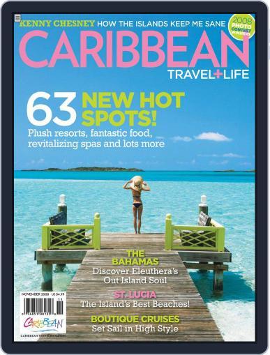 Caribbean Travel & Life (Digital) September 17th, 2008 Issue Cover