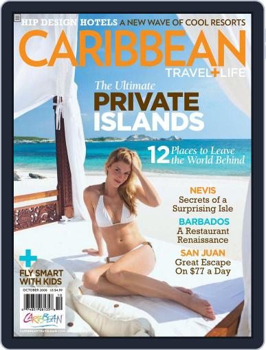 Caribbean Travel & Life (Digital) August 19th, 2008 Issue Cover