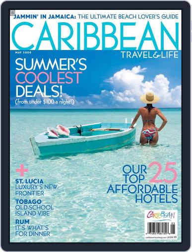 Caribbean Travel & Life (Digital) April 8th, 2008 Issue Cover