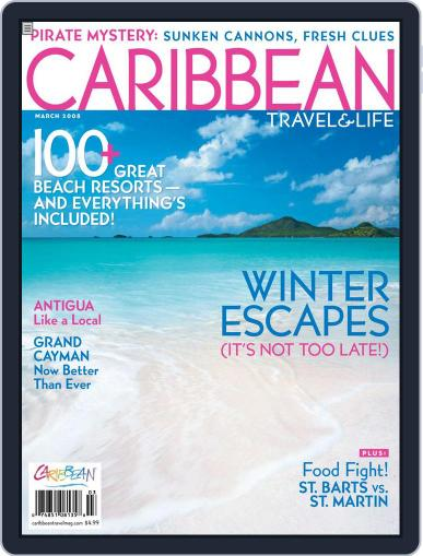 Caribbean Travel & Life (Digital) January 21st, 2008 Issue Cover