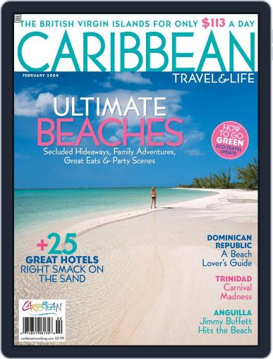 Caribbean Travel & Life (Digital) December 9th, 2007 Issue Cover