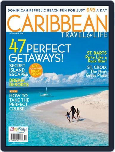 Caribbean Travel & Life (Digital) September 29th, 2007 Issue Cover