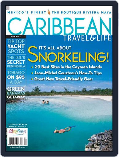 Caribbean Travel & Life (Digital) May 9th, 2007 Issue Cover