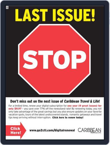 Caribbean Travel & Life (Digital) November 9th, 2006 Issue Cover