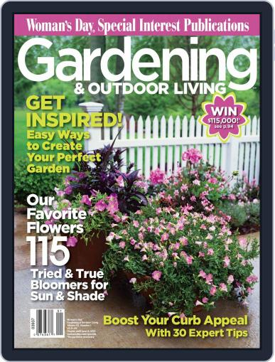 Gardening & Outdoor Living (Digital) March 9th, 2010 Issue Cover