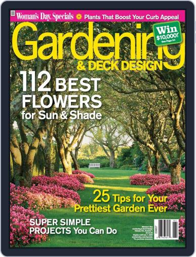 Gardening & Outdoor Living (Digital) March 1st, 2009 Issue Cover