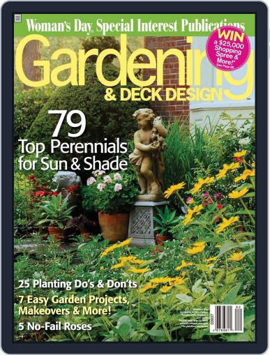 Gardening & Outdoor Living (Digital) February 11th, 2008 Issue Cover