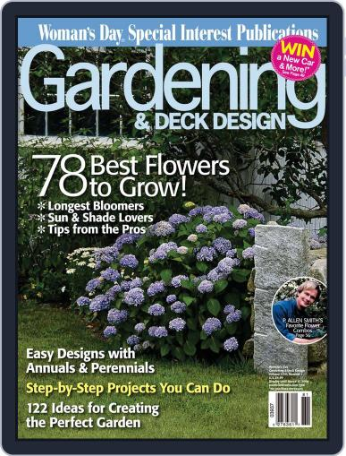 Gardening & Outdoor Living (Digital) January 1st, 2008 Issue Cover
