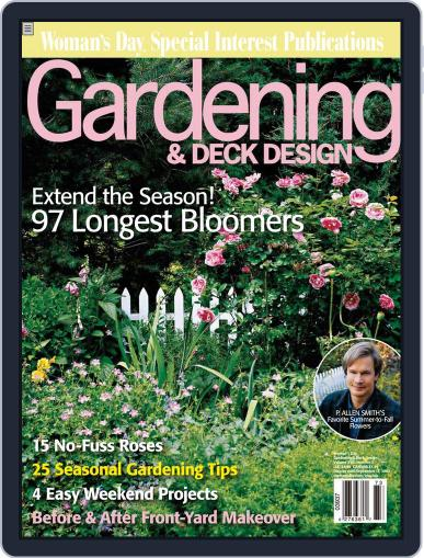 Gardening & Outdoor Living (Digital) October 22nd, 2007 Issue Cover