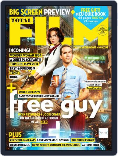 Total Film May 1st, 2020 Digital Back Issue Cover