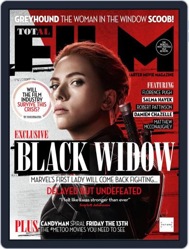 Total Film (Digital) April 1st, 2020 Issue Cover