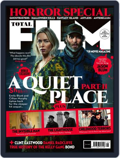 Total Film (Digital) January 1st, 2020 Issue Cover