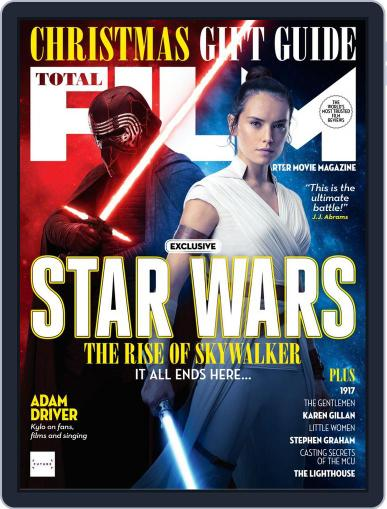 Total Film December 1st, 2019 Digital Back Issue Cover