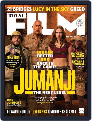 Total Film November 1st, 2019 Digital Back Issue Cover