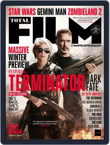 Total Film (Digital) October 1st, 2019 Issue Cover