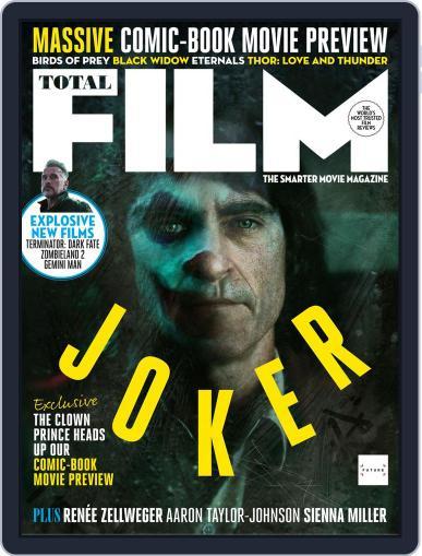 Total Film (Digital) September 1st, 2019 Issue Cover